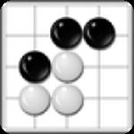 >简单五子棋