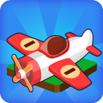 迷你小飞机世界破解版-迷你小飞机世界无限金币版下载 v1.0.0