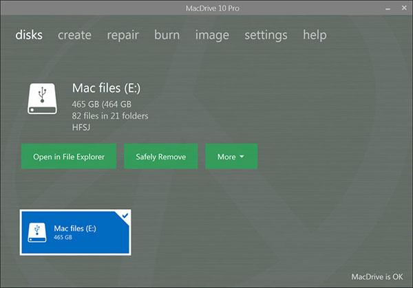 MacDrive 10 Pro破解版