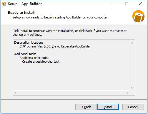 APP Builder 2018 破解版