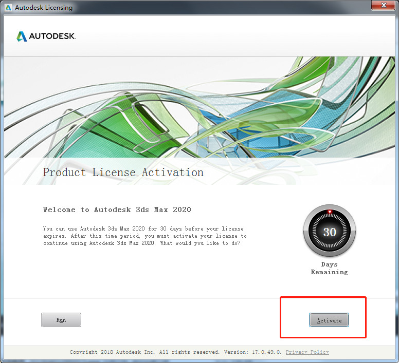 Autodesk 3DS Max 2020 64位 中文破解版插图7