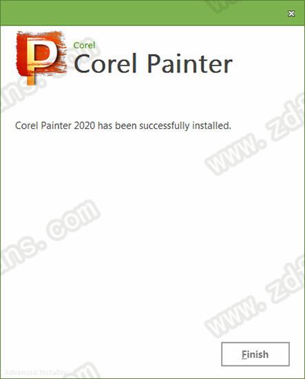 painter 2020 破解