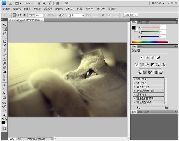Adobe Photoshop CS4
