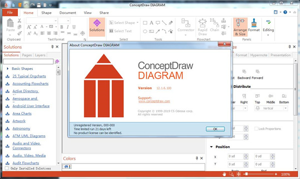 ConceptDraw OFFICE 5
