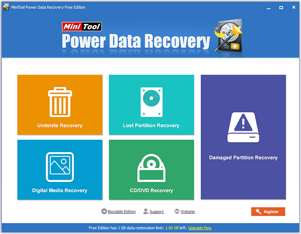 Power Data Recovery(数据恢复软件)