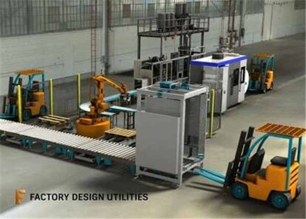 Autodesk Factory Design Utilities 2021破解版