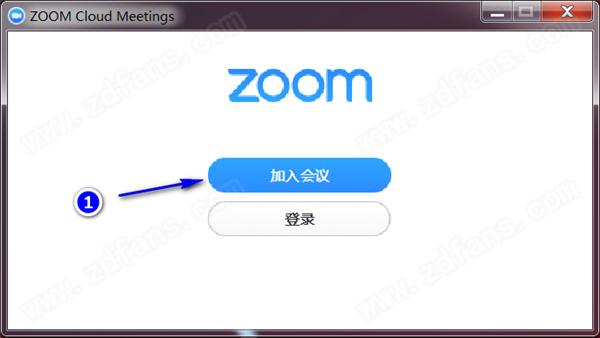 zoom cloud meetings(ZOOM云视频会议软件)