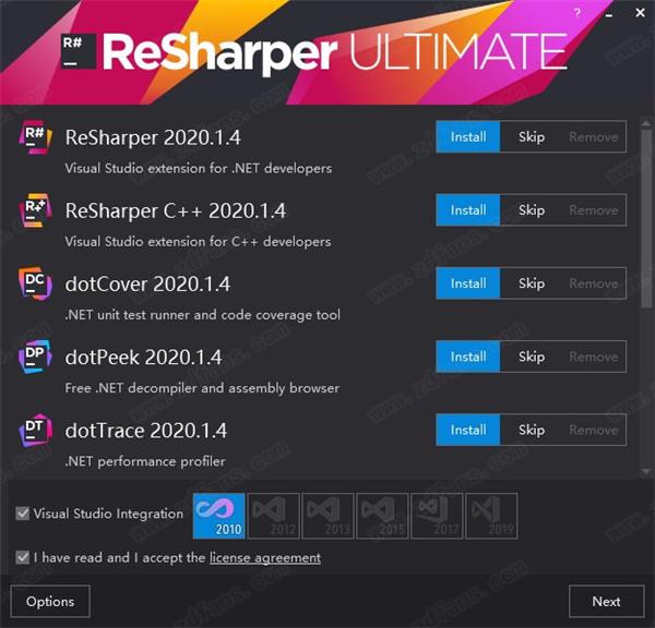 JetBrains Resharper 2020破解版