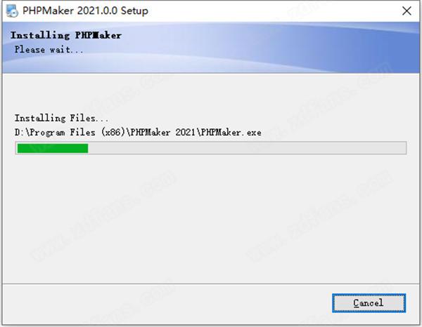 PHPMaker 2021