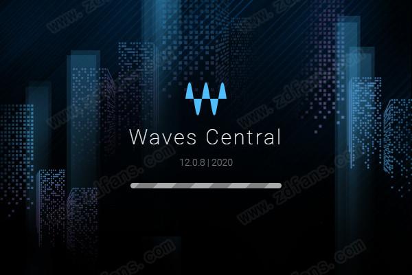Waves 12破解版